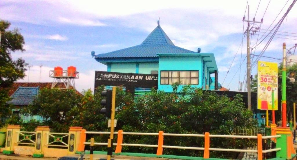 Salah Satu Perpustakaan Terbaik Indonesia Ada di Pamekasan